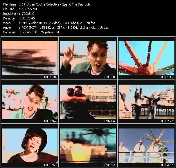 Urban Cookie Collective video screenshot