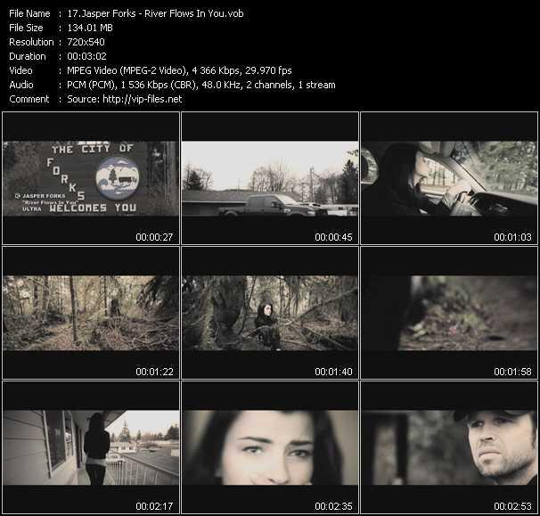 Jasper Forks video screenshot
