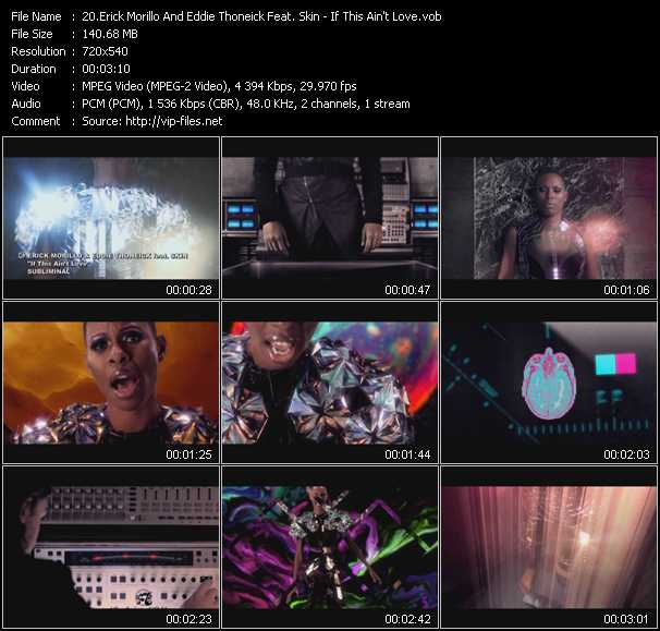 Erick Morillo And Eddie Thoneick Feat. Skin video screenshot