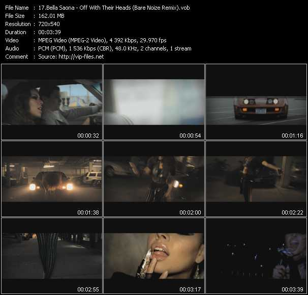 Bella Saona video screenshot