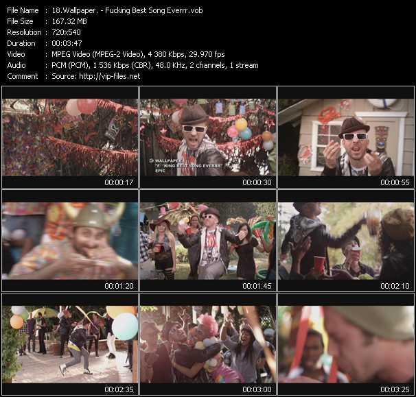 Wallpaper. video screenshot