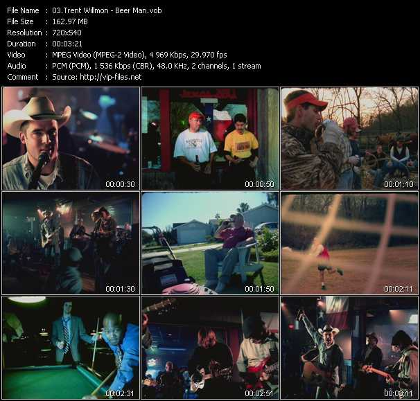 Trent Willmon video screenshot