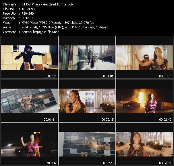 Doll Phace video screenshot