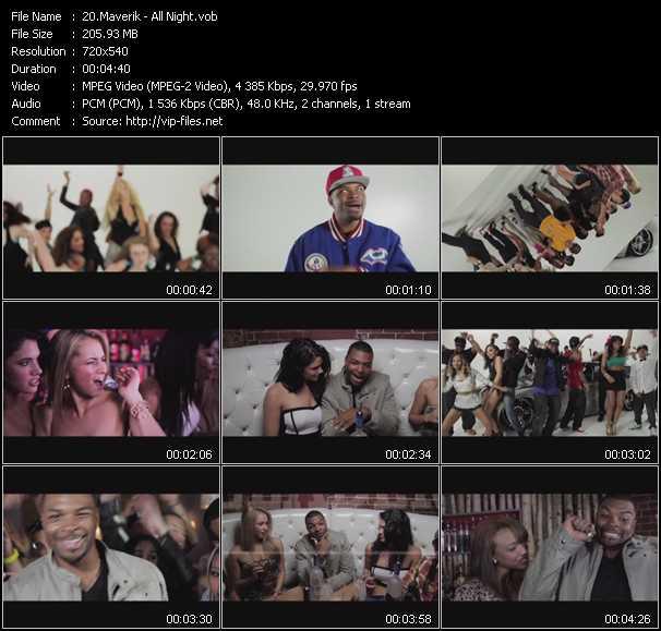 Maverik video screenshot