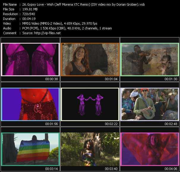 Gypsy Love video screenshot