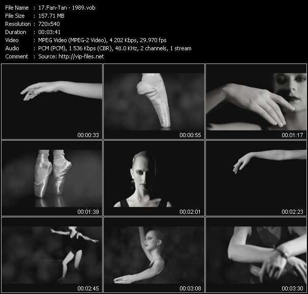 Fan-Tan video screenshot