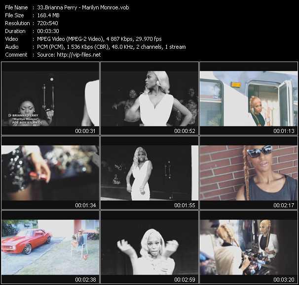 Brianna Perry video screenshot