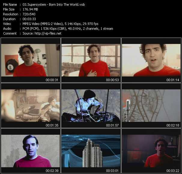 Supersystem video screenshot
