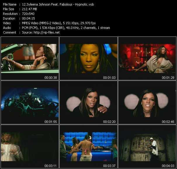 Syleena Johnson Feat. Fabolous video screenshot
