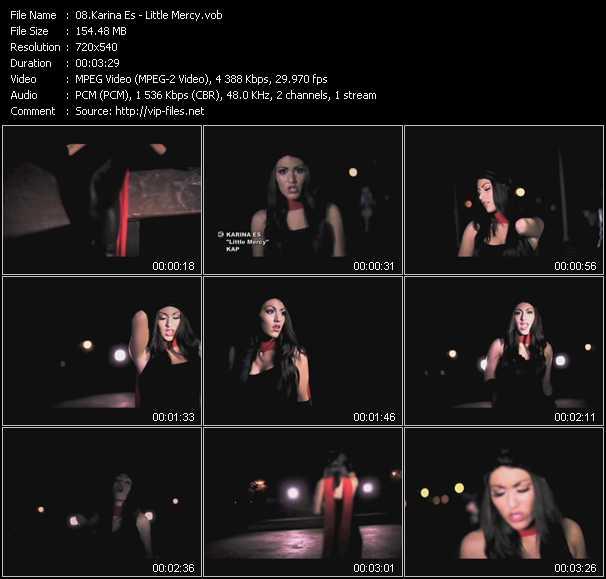 Karina Es video screenshot