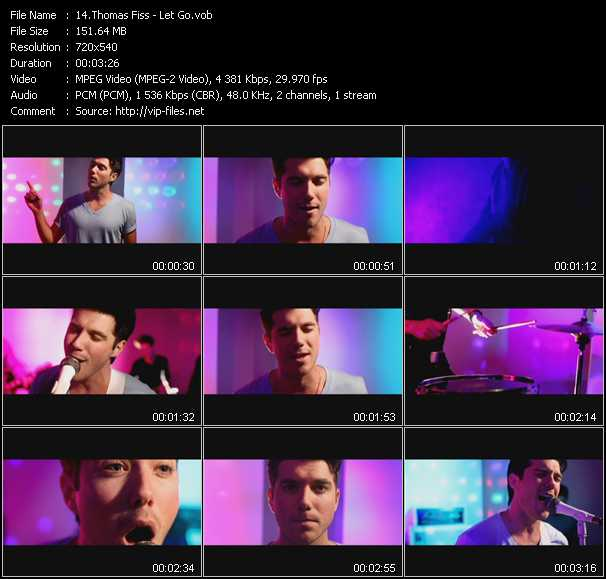 Thomas Fiss video screenshot