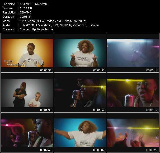Ledisi video screenshot