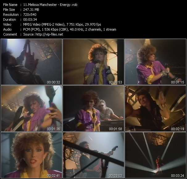 Melissa Manchester video screenshot