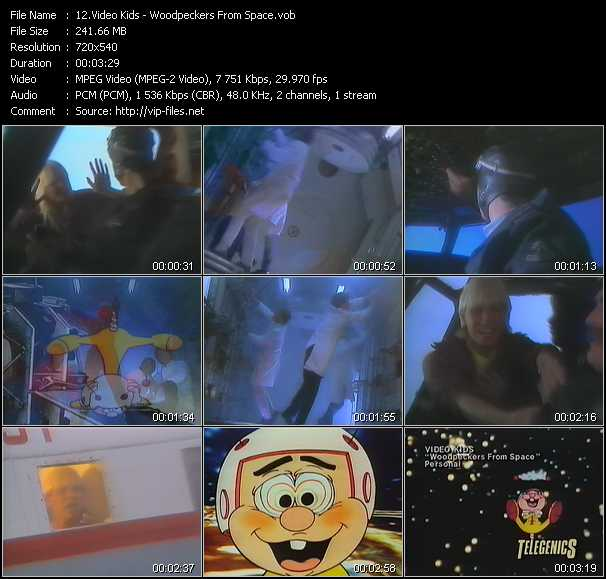 Video Kids video screenshot
