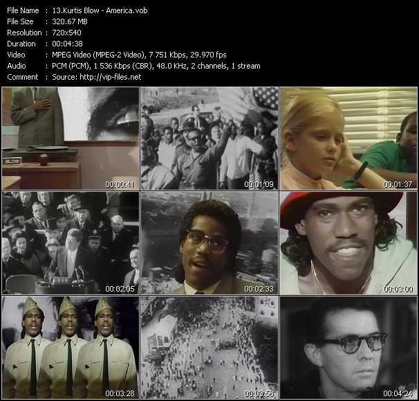 Kurtis Blow video screenshot