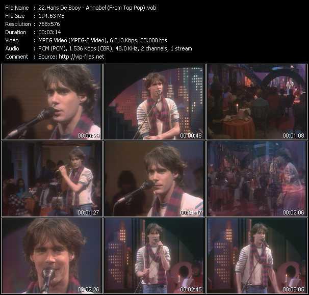 Hans De Booy video screenshot