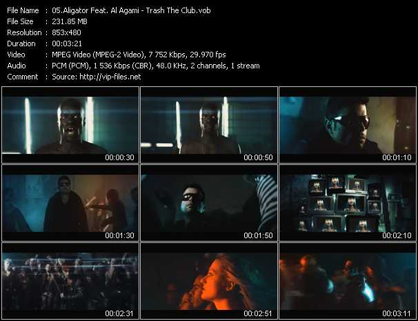 Aligator Feat. Al Agami video screenshot