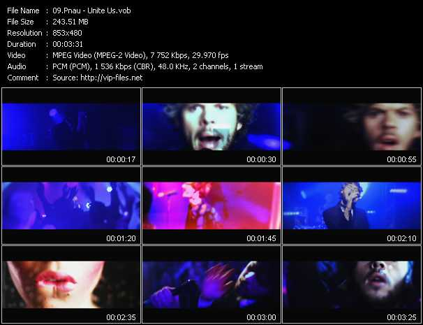 Pnau video screenshot