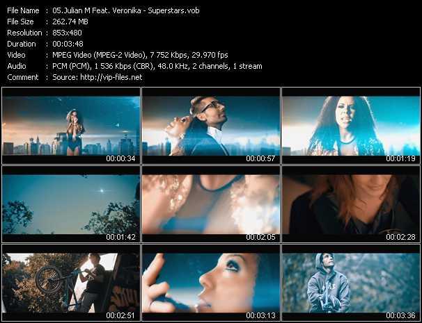 Julian M Feat. Veronika video screenshot