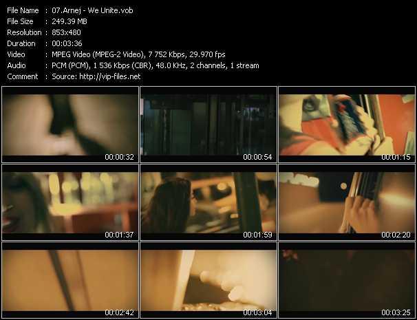 Arnej video screenshot