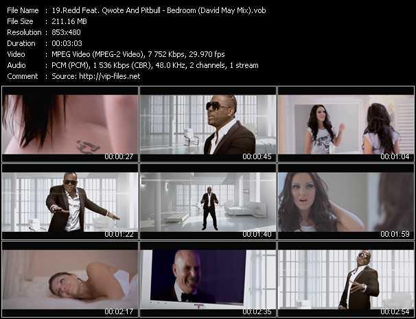 Redd Feat. Qwote And Pitbull video screenshot