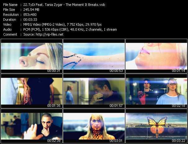 TyDi Feat. Tania Zygar video screenshot