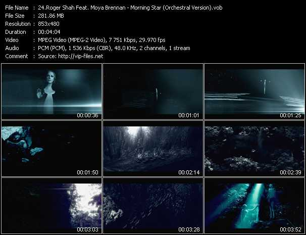 Roger Shah Feat. Moya Brennan video screenshot