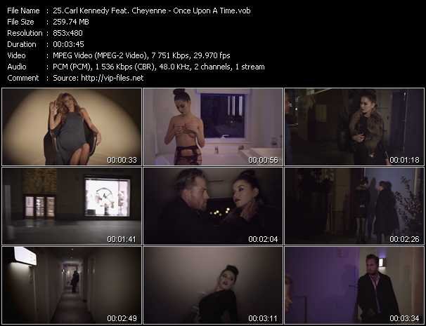 Carl Kennedy Feat. Cheyenne video screenshot