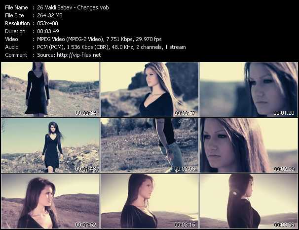 Valdi Sabev video screenshot