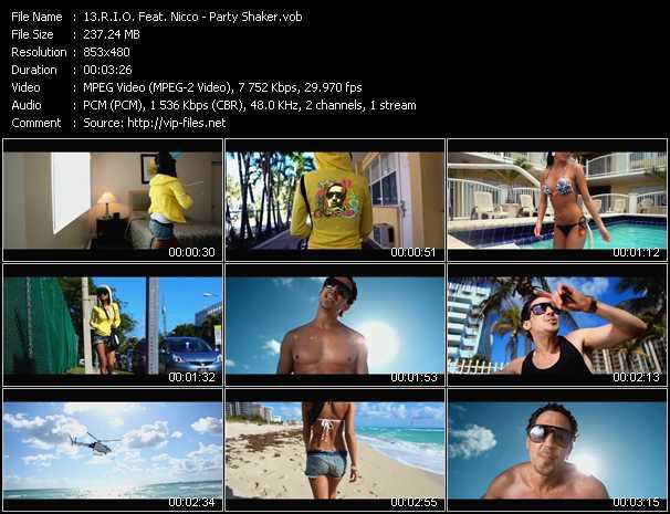 R.I.O. Feat. Nicco video screenshot