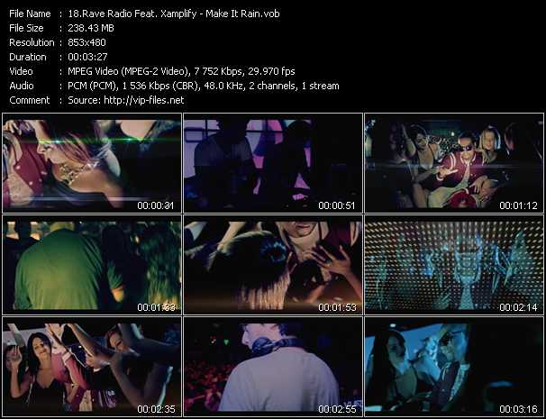 Rave Radio Feat. Xamplify video screenshot