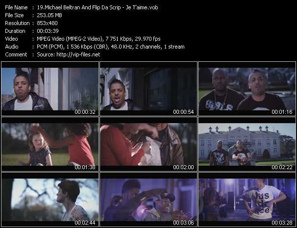 Michael Beltran And Flip Da Scrip video screenshot