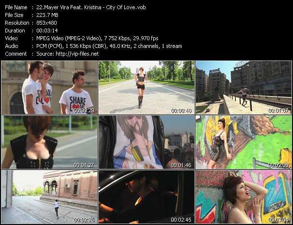 Mayer Vira Feat. Kristina video screenshot