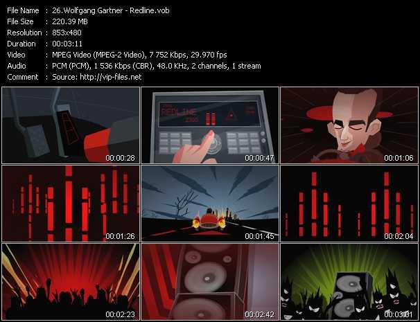 Wolfgang Gartner video screenshot