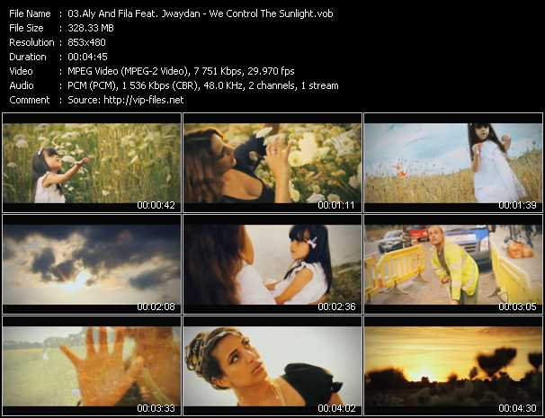 Aly And Fila Feat. Jwaydan video screenshot