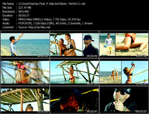 David DeeJay Feat. P Jolie And Nonis video screenshot