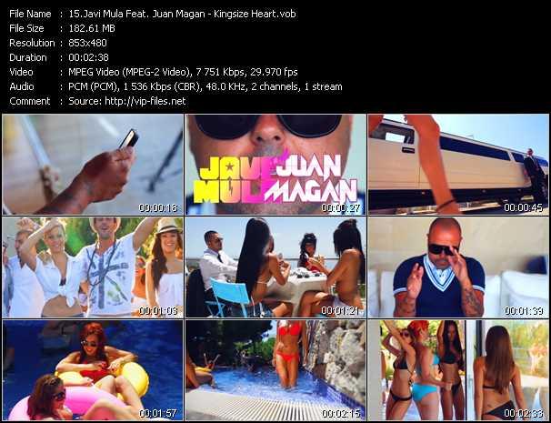 Javi Mula Feat. Juan Magan video screenshot