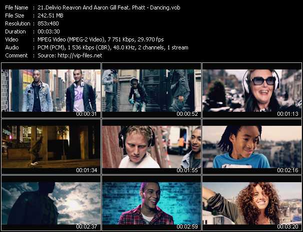 Delivio Reavon And Aaron Gill Feat. Phatt video screenshot