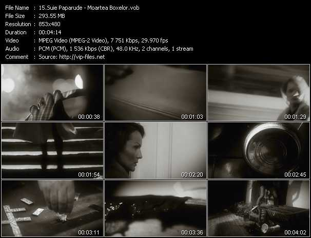 Suie Paparude video screenshot