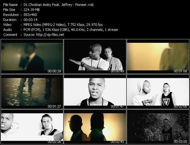 Christian Amby Feat. Jeffrey video screenshot