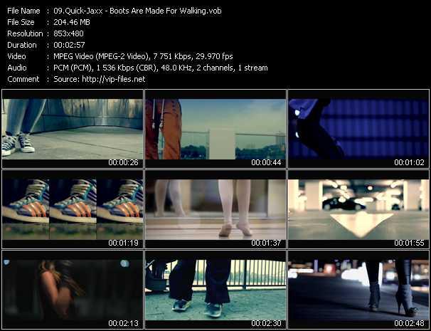 Quick-Jaxx video screenshot