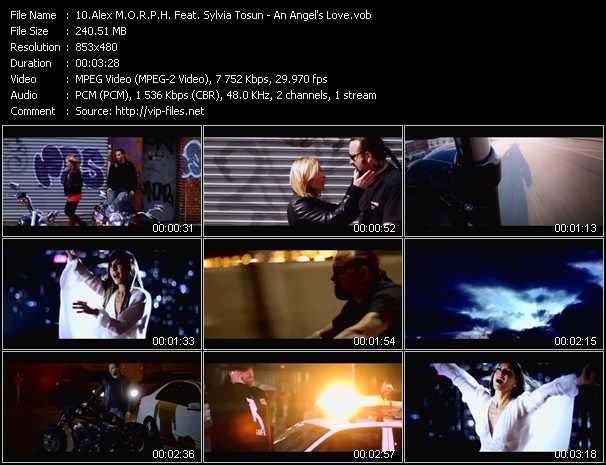 Alex M.O.R.P.H. Feat. Sylvia Tosun video screenshot