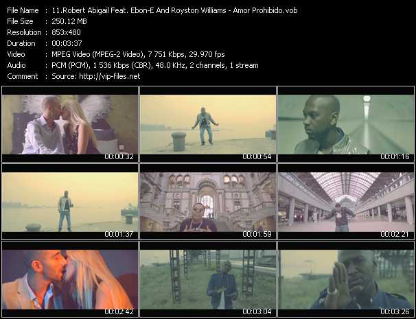 Robert Abigail Feat. Ebon-E And Royston Williams video screenshot
