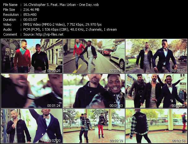 Christopher S Feat. Max Urban video screenshot