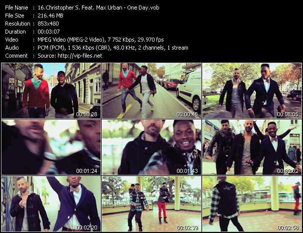 Christopher S Feat. Max Urban video screenshot