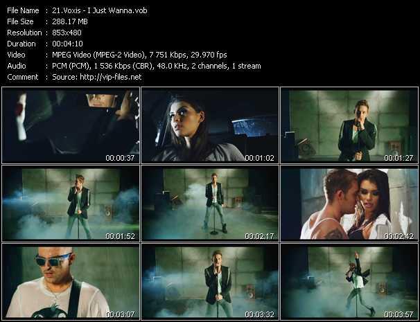 Voxis video screenshot
