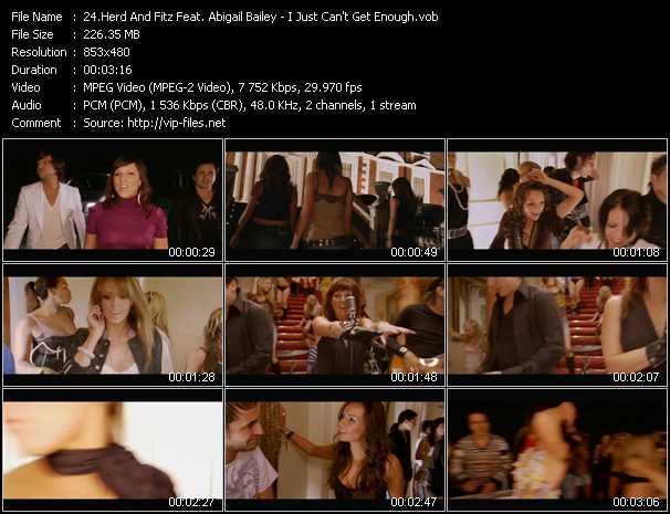 Herd And Fitz Feat. Abigail Bailey video screenshot