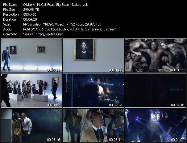 Kevin McCall Feat. Big Sean video screenshot