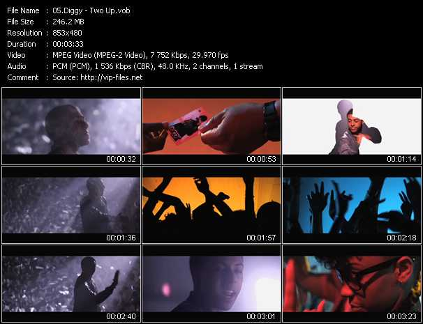 Diggy video screenshot