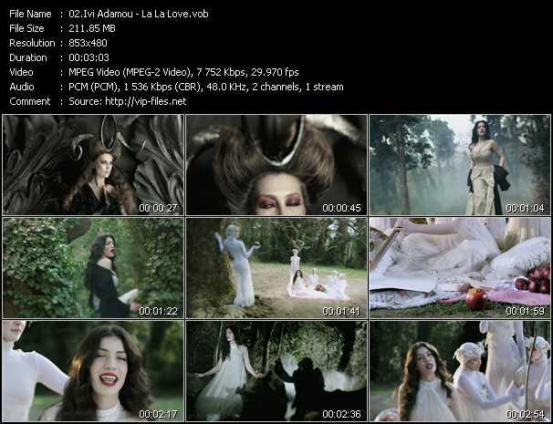 Ivi Adamou video screenshot